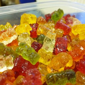 20mg CBD Gummie bears 5 pack