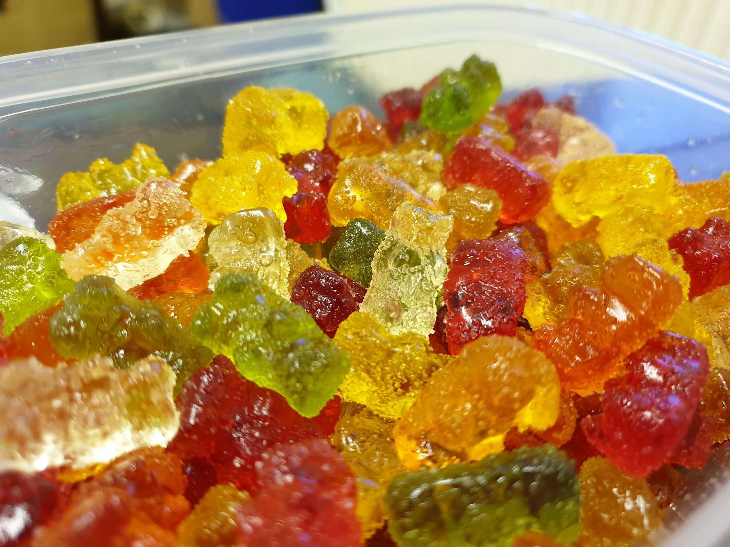 20mg CBD Gummie bears 5 pack
